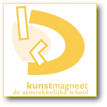 logo kunstmagneetscholen